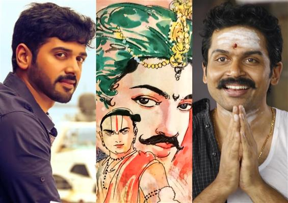 Latest on Mani Ratnam's Ponniyin Selvan!