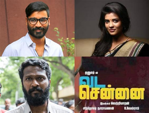 Latest on Vetrimaaran-Dhanush's Vada Chennai