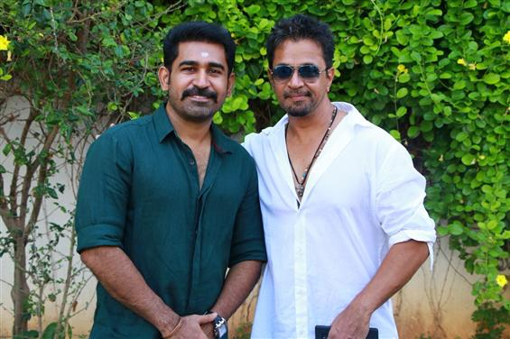 Latest on Vijay Antony-Arjun starrer Kolaikaran