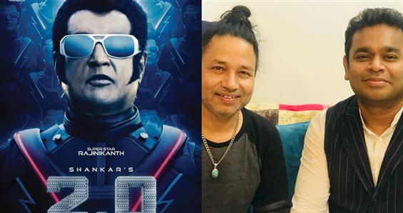 Latest update on Rajinikanth's 2.0 music
