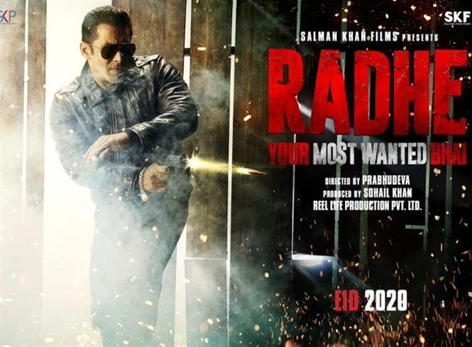Latest update on Salman Khan-Prabhu Deva's Radhe