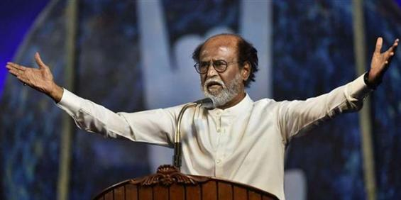 Leaked letter suggests Rajinikanth is quitting pol...