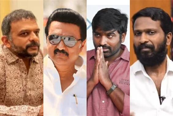 Letter to CM M.K. Stalin - From Vijay Sethupathi, ...