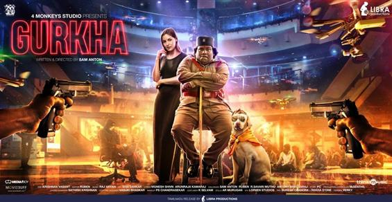 Libra Production acquires Gurkha TN Theatrical Rights