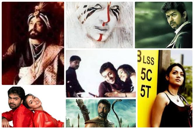 List of Tamil movies dropped after official announcements