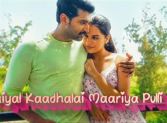 Listen to First single Inayae from Arun Vijay starrer Thadam