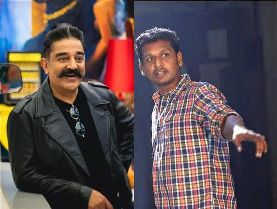 Lokesh Kanagaraj's next titled after Kamal Haasan'...