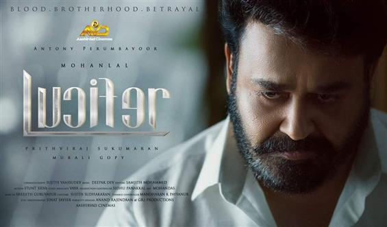 Lucifer First Look ft. Mohanlal