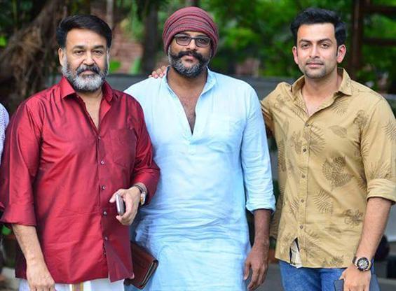 Lucifer: Mohanlal, Prithviraj's film goes on floors today