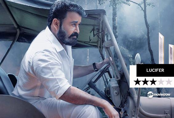 Lucifer Review - Massy Mohanlal Appeals to both fa...