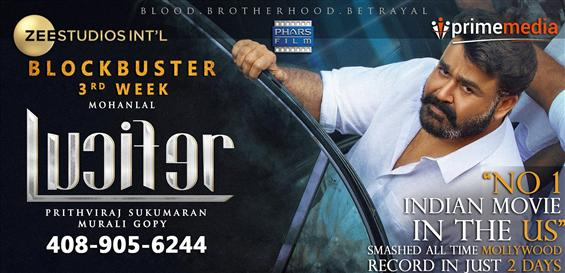 Lucifer USA 3rd Week Showtimes