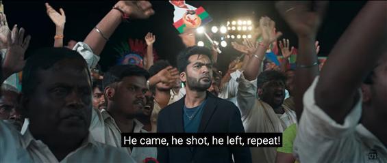 Maanaadu Trailer: Silambarasan TR is stuck in a murderous time-loop!