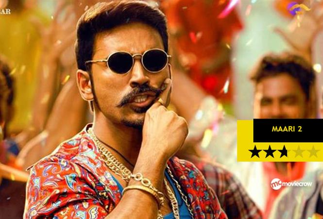 Maari 2 Review - Naughty Don is back with a commercial cocktail