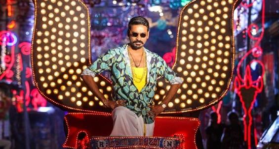 Maari Review -  Mediocre Mass Masala