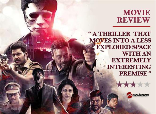 Maayavan Review -  Knockout conceit!