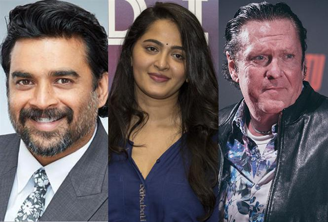 Madhavan - Anushka Shetty's Indian-Hollywood Cross Over Film 'Silence' begins shooting in USA