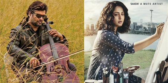 Madhavan, Anushka Shetty starrer Nishabdham locks ...