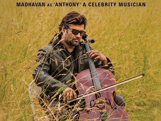 Madhavan As Anthony From Nishabdham!