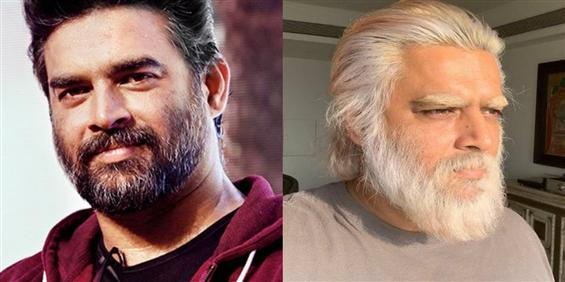 Madhavan Thanks Crew as he wraps shooting for Rock...