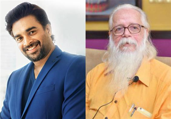 Madhavan's film on ISRO scientist Nambi Narayanan ...