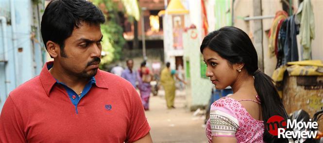Madras Review - Karthi back on track