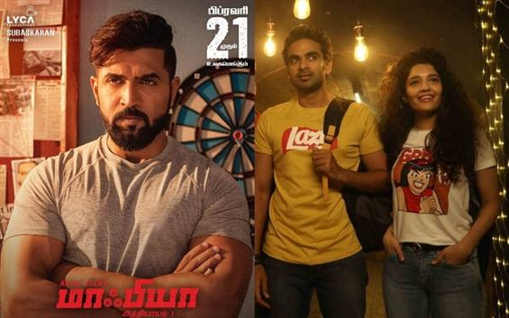 Mafia tops Chennai Box Office! Oh My Kadavule beats Naan Sirithal!