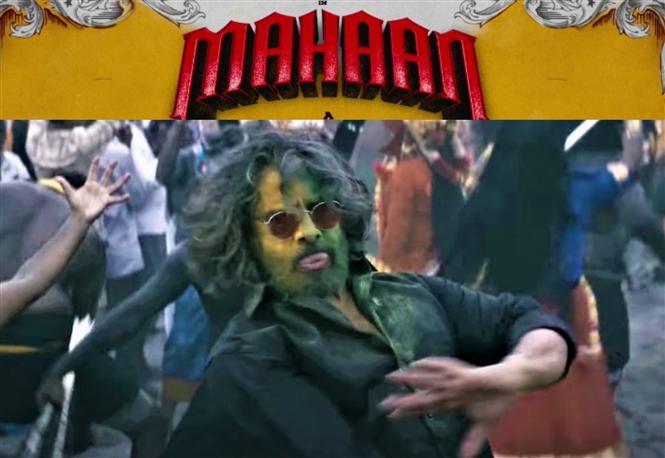 Mahaan First Single Soorayaatam is here!