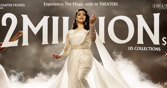 Mahanati crosses $2 million mark at the US box office, Keerthy Suresh's highest grosser in USA