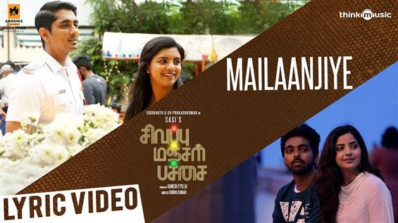 Mailaanjiye: Sivappu Manjal Pachai First Single Ou...
