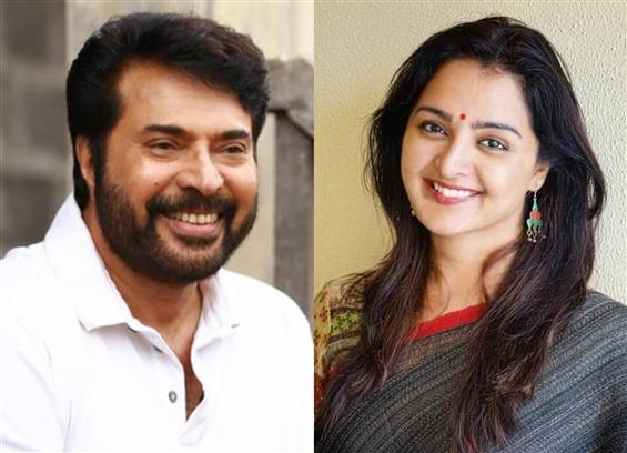 Mammootty, Manju Warrier to share screen-space for...