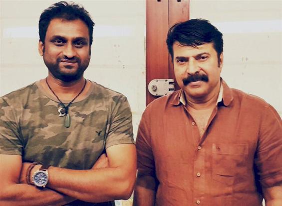 Mammootty to play late AP CM YS Rajasekhara Reddy in the biopic Yatra