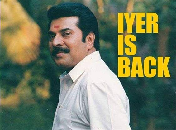 News Image - Mammootty's  5th installment  of Sethuramayyar CBI series confirmed  image