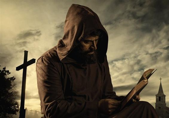 Mammootty's The Priest First look