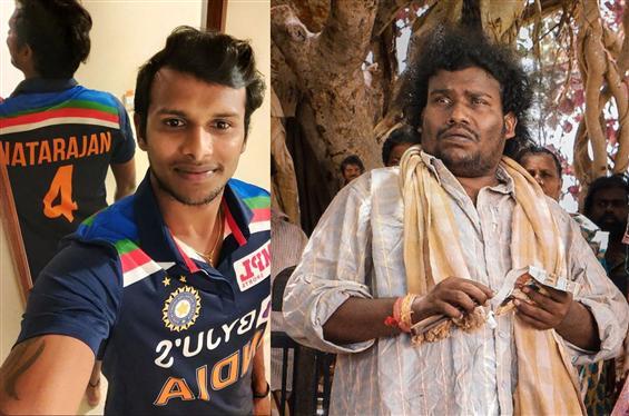 Mandela Effect: Cricketer T. Natarajan aides a Yogi Babu fan moment!