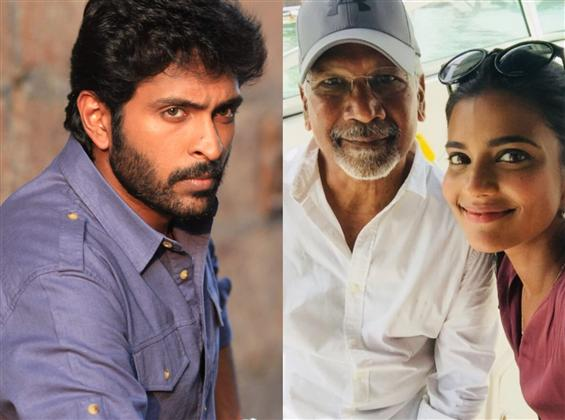 Mani Ratnam's next with Vikram Prabhu titled Vaana...