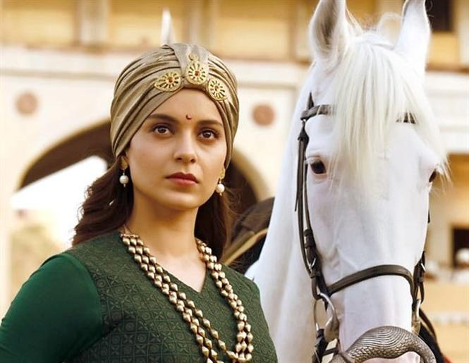 Manikarnika: The Queen of Jhansi Review - Kangana's ONE WOMAN SHOW all the way