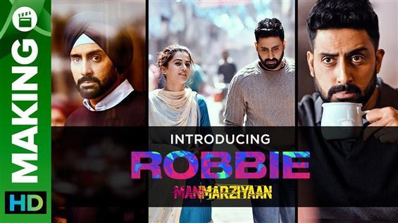 Manmarziyaan: Behind the scenes with Anurag Kashyap, Abhishek Bachchan, Taapsee Pannu