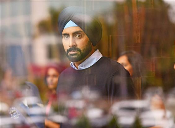 Manmarziyaan: First Look of Abhishek Bachchan, Tap...