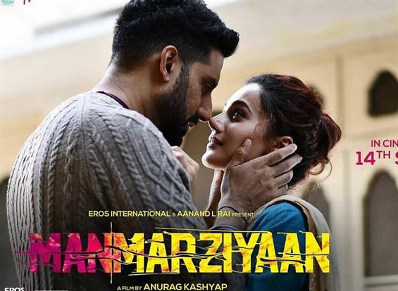 Manmarziyaan Trailer ft. Abhishek Bachchan, Taapsee Pannu, Vicky Kaushal