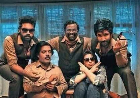 Maragatha Naanayam - New Movie Stills