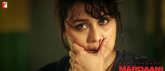 Mardaani Movie Review - Feisty and Powerful