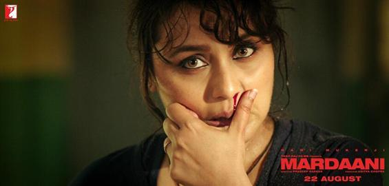 Mardaani Opening Weekend Box Office Collection