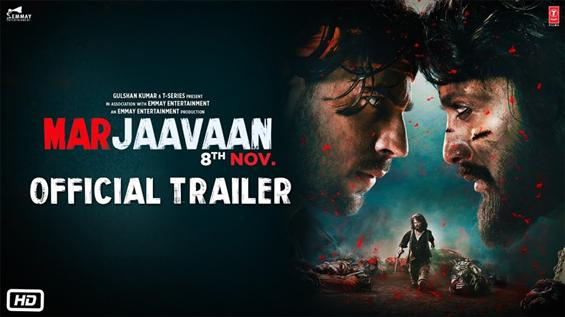 Marjaavaan Trailer: Sidharth Malhotra and Riteish Deshmukh engage in a terrifying battle