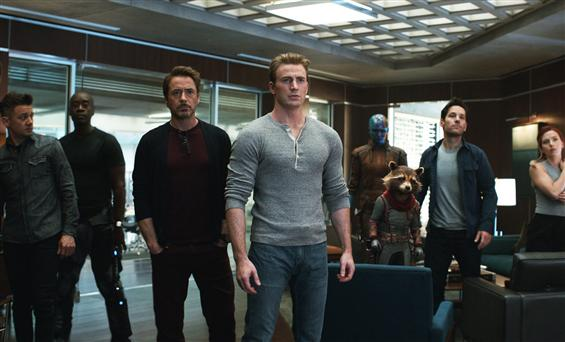 Marvel Fans emotional after watching Avengers: End...