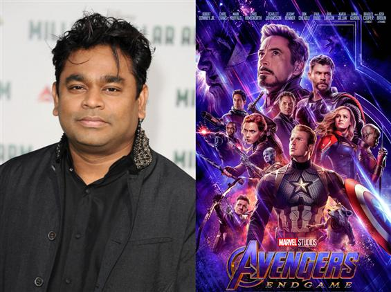 News Image - Marvel hires A.R. Rahman to compose for Avengers: Endgame! image