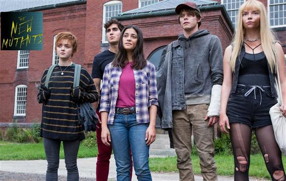 Marvel's X-Men spin-off The New Mutants finally re...