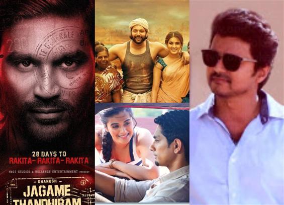 Master among Tamil films taking the OTT route after Soorarai Pottru!?