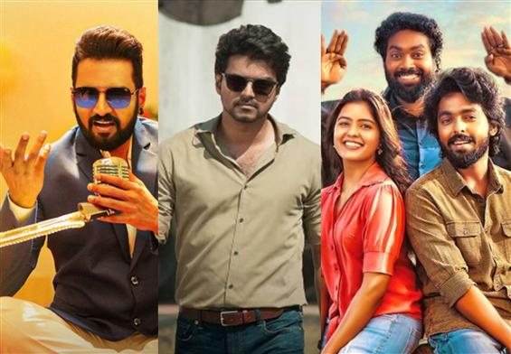 Master among Tamil New Year movies on Sun TV!