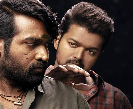 Master TV premiere records high TRP for a Tamil movie!