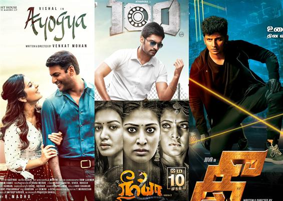 May 10 Weekend gets crowded for Tamil Film Releases!